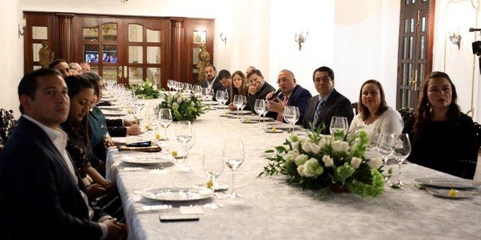 Empresarios de Israel buscan oportunidades de negocios en Honduras