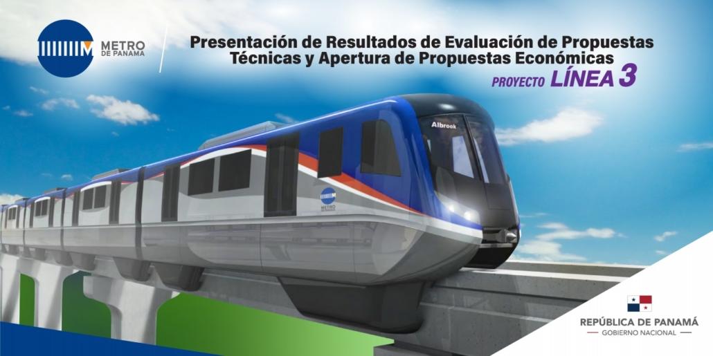 Consorcio ACPC Línea 3 pide reevaluación en licitación de Metro de Panamá