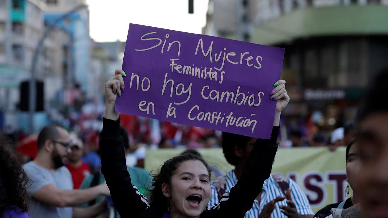 Violencia contra las mujeres: otra pandemia que también merece nuestra atención
