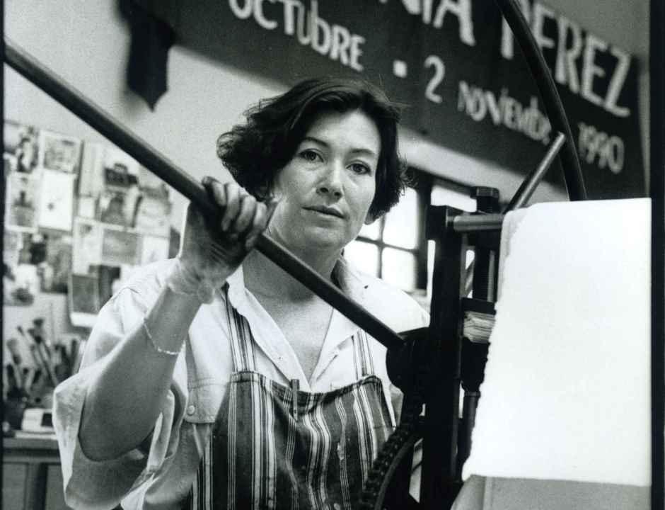 'Centroamérica con todas sus letras', diálogo sobre Virginia Pérez-Ratton