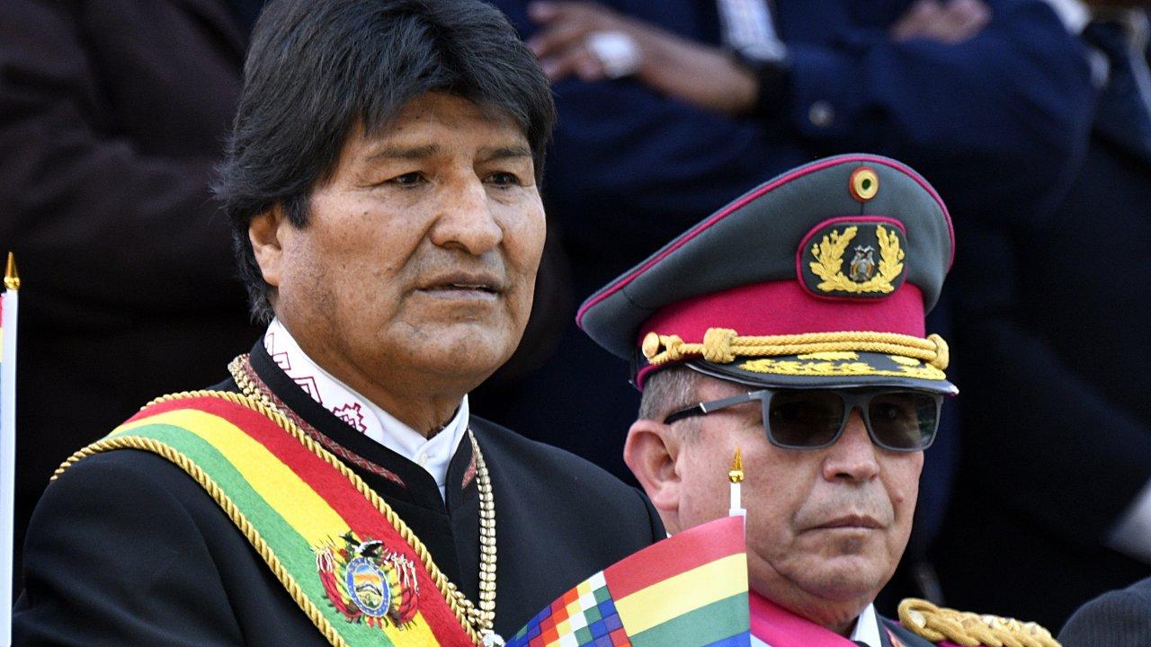 Bolivia y la resolución de la OEA