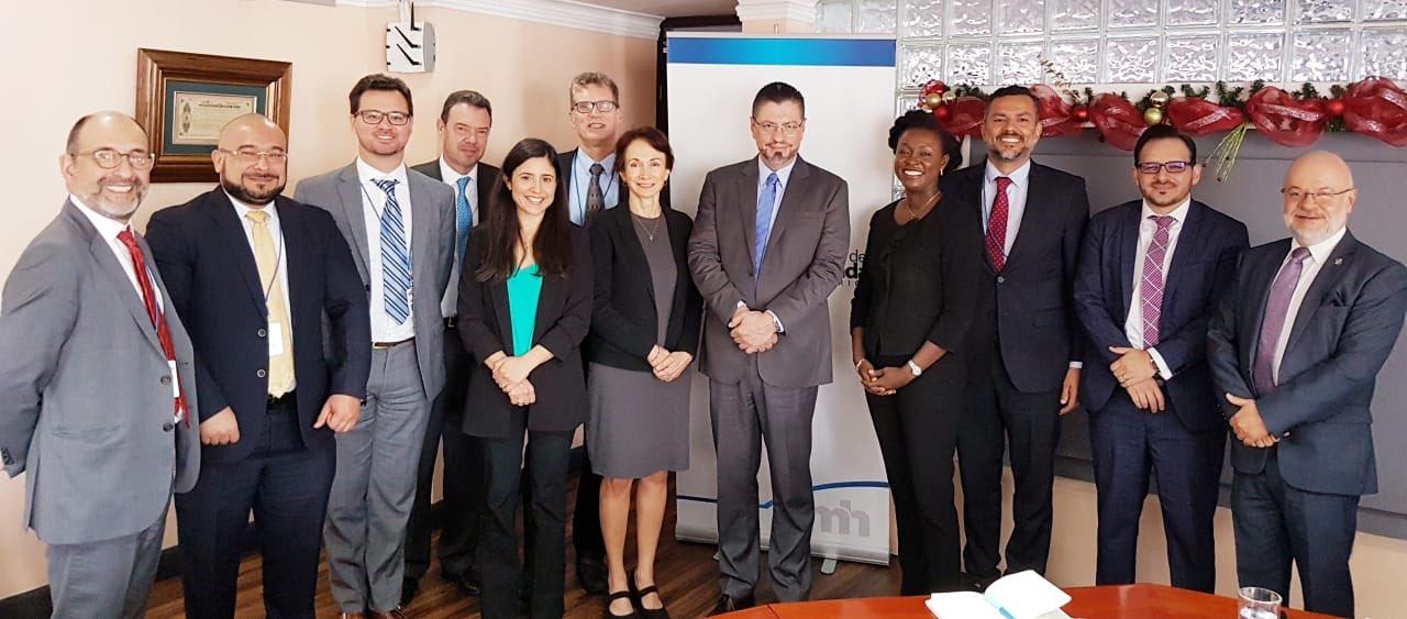 BCIE y Banco Mundial impulsarán políticas de desarrollo en Costa Rica