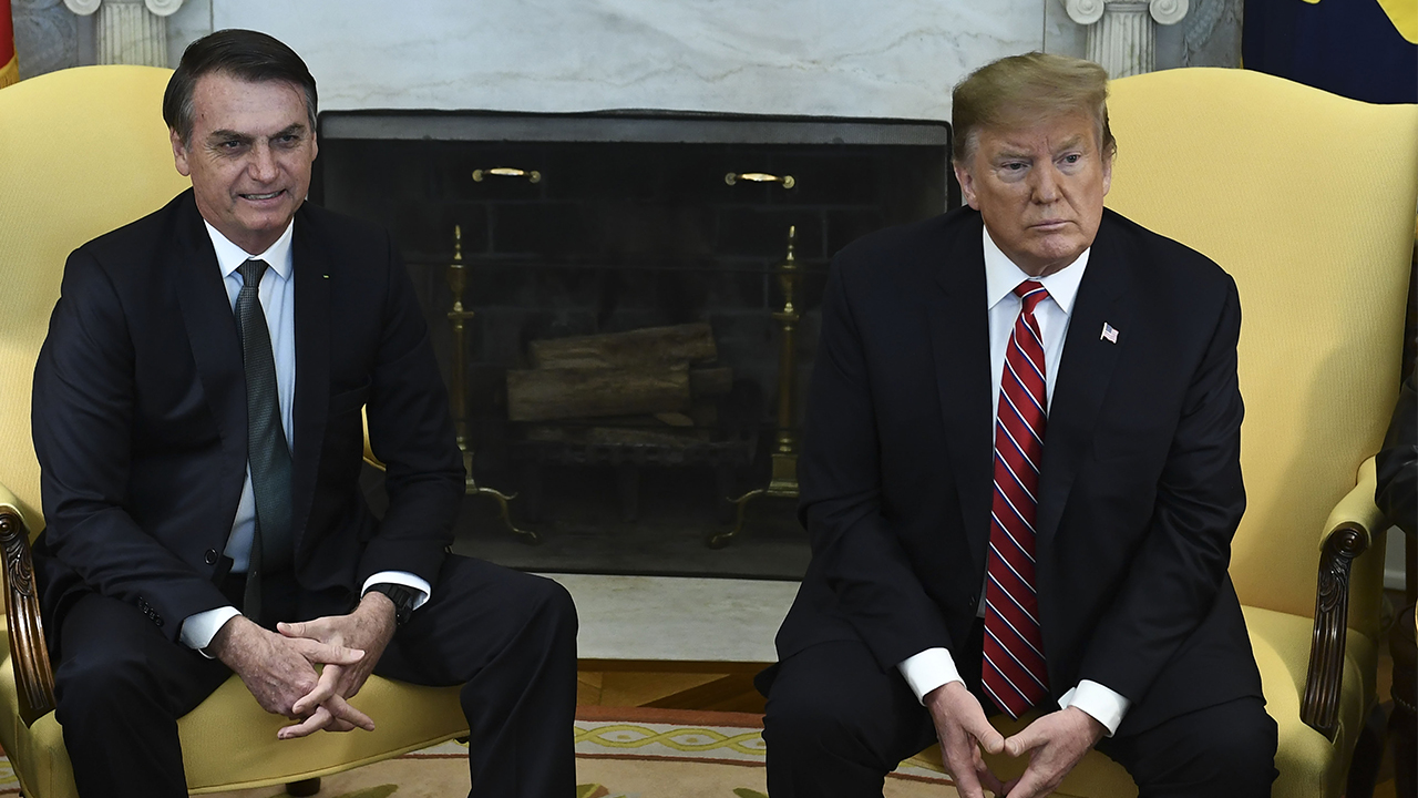 Argentina y Brasil buscan diálogo con Trump por tema del acero