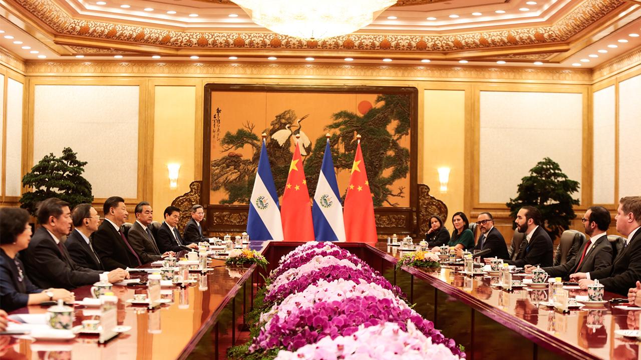 China llevará una inversión millonaria a El Salvador