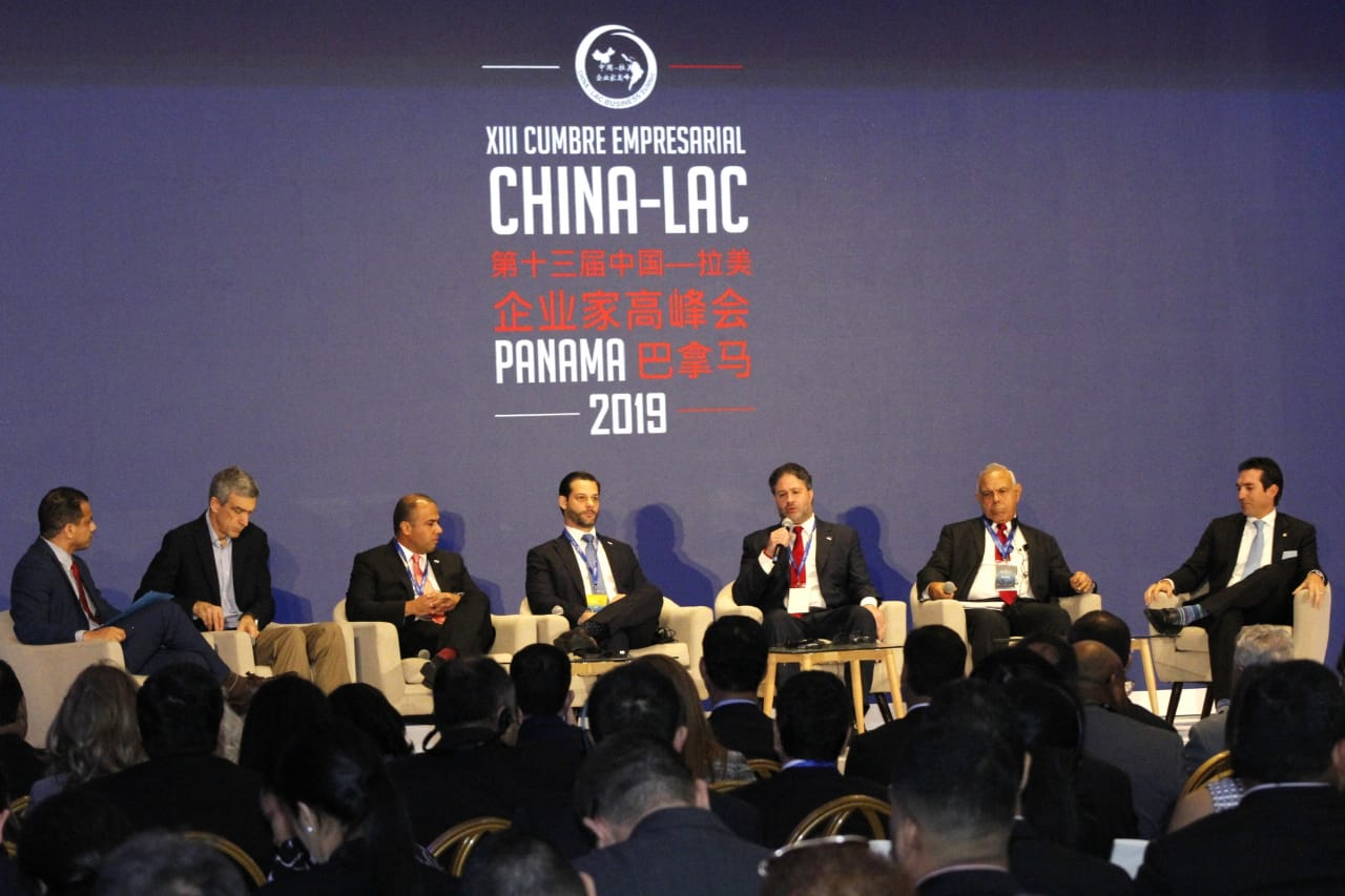 Panamá es sede de la cumbre China-América Latina y el Caribe