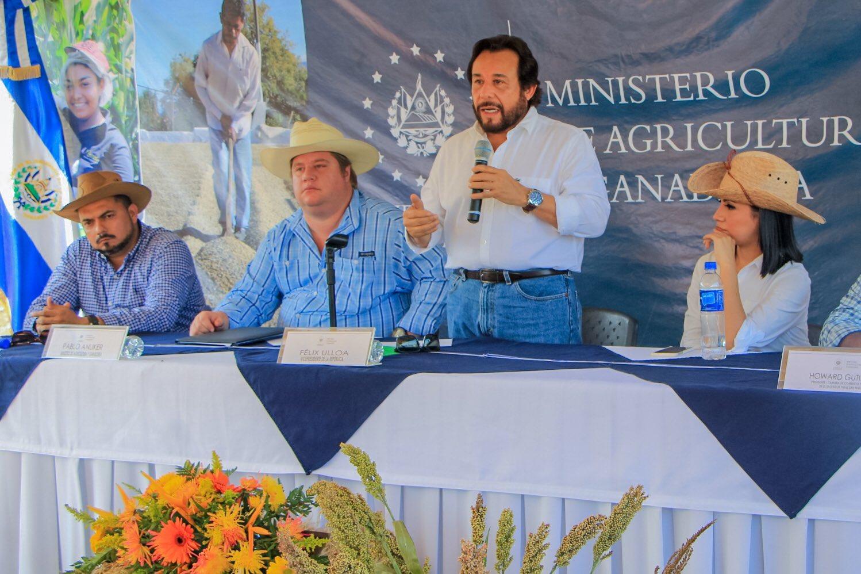 Vicepresidente de El Salvador llama a otorgar un poder vinculante al Parlacen