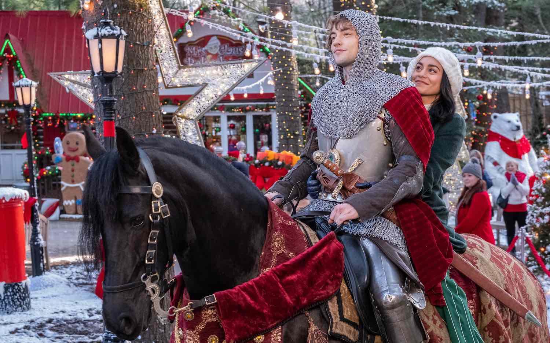 Netflix quiere conquistar la Navidad con estas producciones