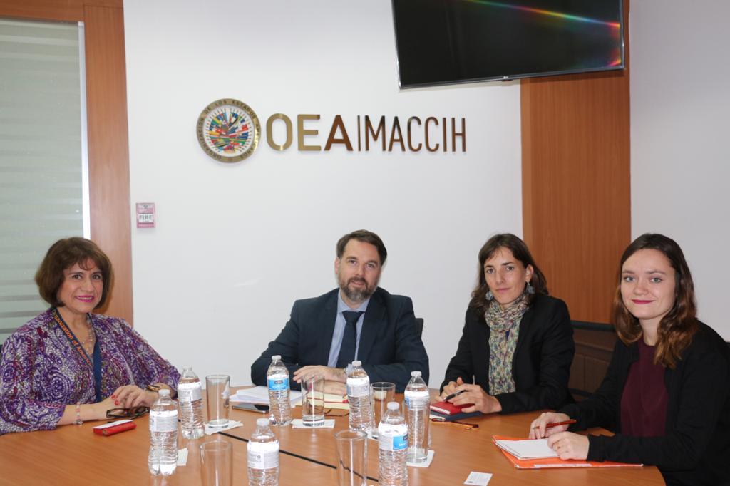 Guatemala confirmó su apoyo a Luis Almagro como secretario general de la OEA
