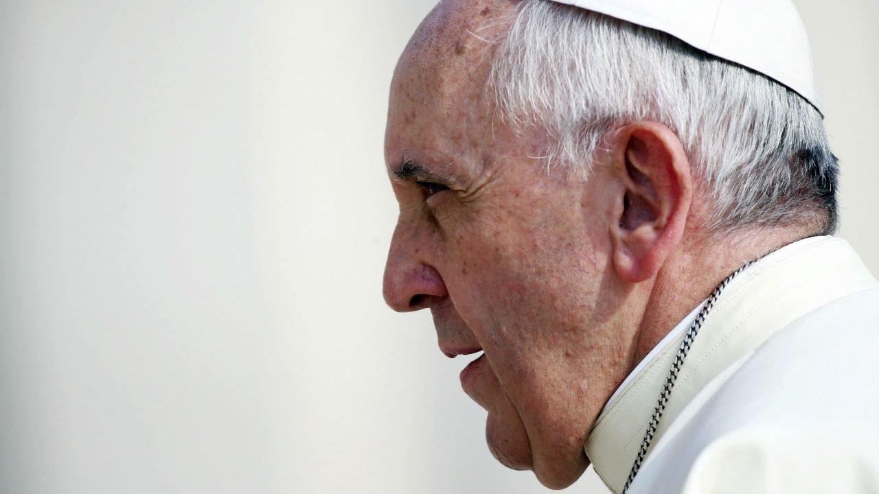 Papa ofrece pruebas de COVID-19 gratis para los pobres de Roma