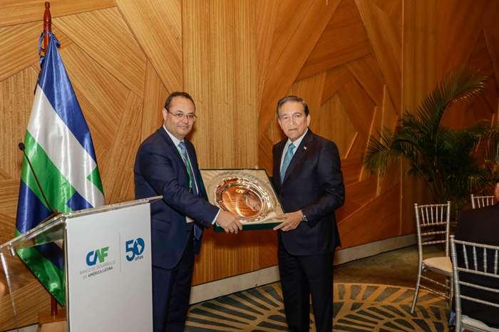 El Directorio de CAF destina 1,325 mdd en América Latina para mejorar la calidad de vida