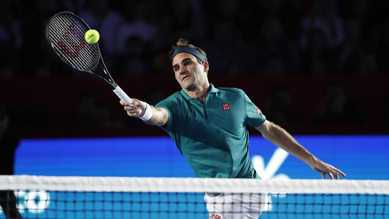 Suiza acuñará una moneda en honor al tenista Roger Federer