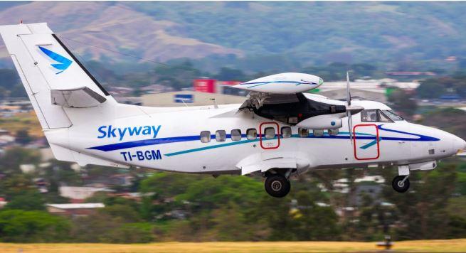 Costa Rica: Skyway inaugura nuevo vuelo directo a Bocas del Toro