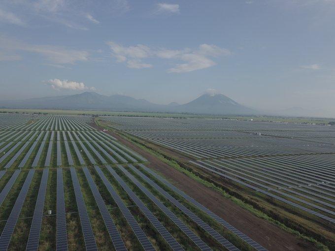 El Salvador: avance del proyecto fotovoltaico Capella Solar supera el 90%