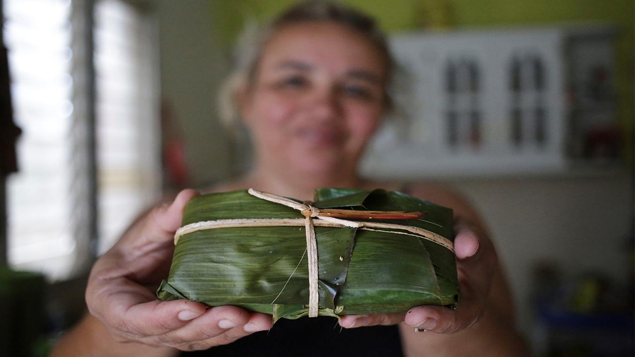 La crisis por COVID, Eta e Iota repercute en el ambiente navideño en Honduras