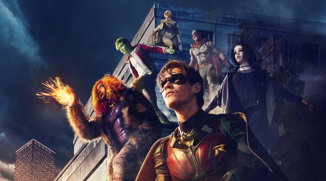 La segunda temporada de 'Titans' también estará disponible en Netflix