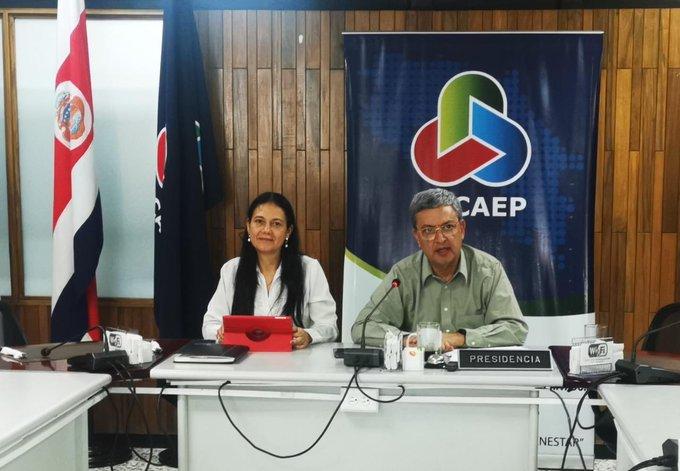 Costa Rica tiene por primera vez una Vicepresidenta en la UCCAEP