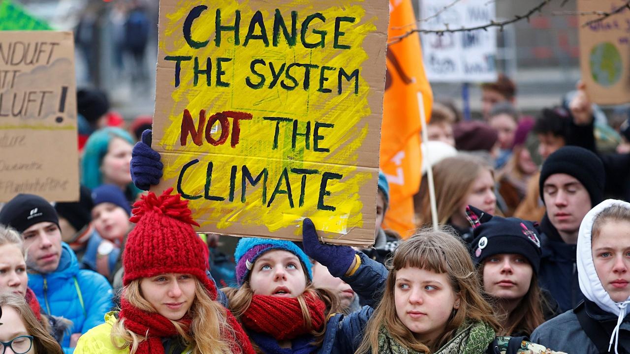 """Fridays For Future: """"la COP25 no ha servido de nada"""""""