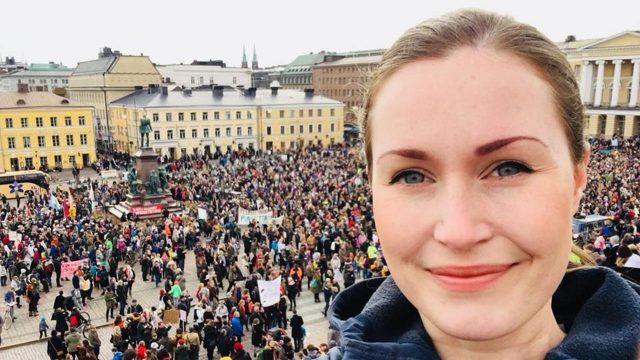 Finlandia elige a la primera ministra más joven del mundo: 34 años