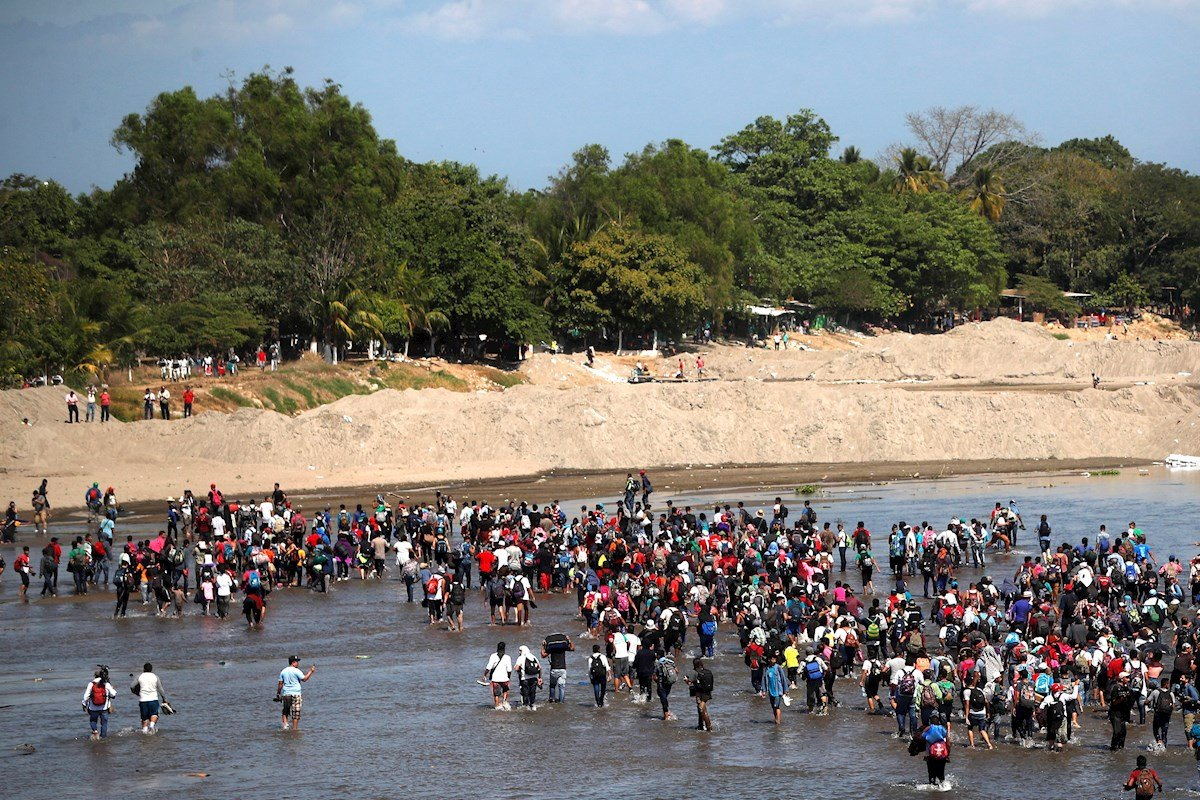Lanzan campaña para evitar migración en Triángulo Norte