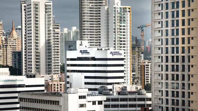 Banco nacional, Panamá City