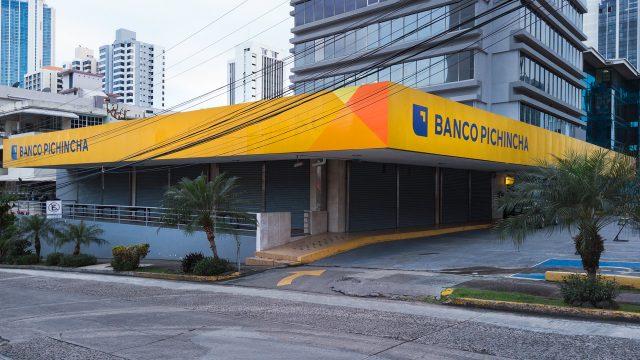 Banco pichincha panama
