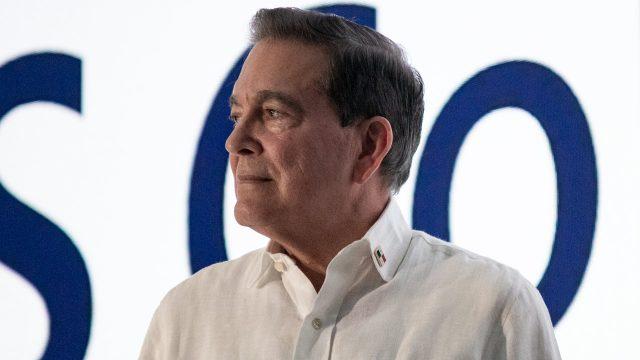 Laurentino Cortizo panama presidente