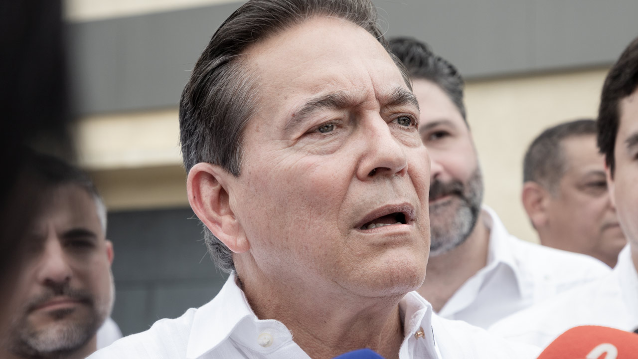 """Cortizo advierte vienen """"meses duros"""" para Panamá en batalla contra la Covid"""