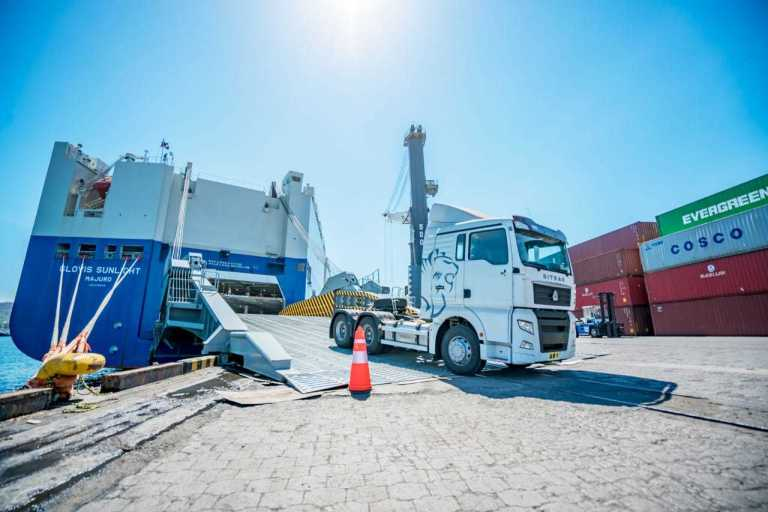 Ferry entre Costa Rica y El Salvador se prepara para iniciar operaciones