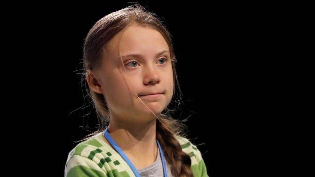 Greta Thunberg señala la falta de acción ante el cambio climático