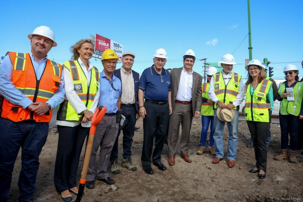 Costa Rica: inicia construcción de nuevo paso a desnivel en Guadalupe