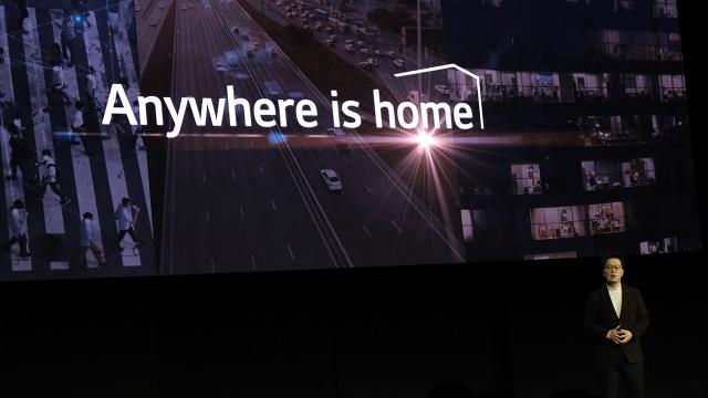 LG presenta su ABC para lograr la conectividad a través de la IA