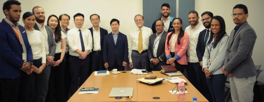 RD: MICM y Corea del Sur buscan mejorar innovación en mipymes