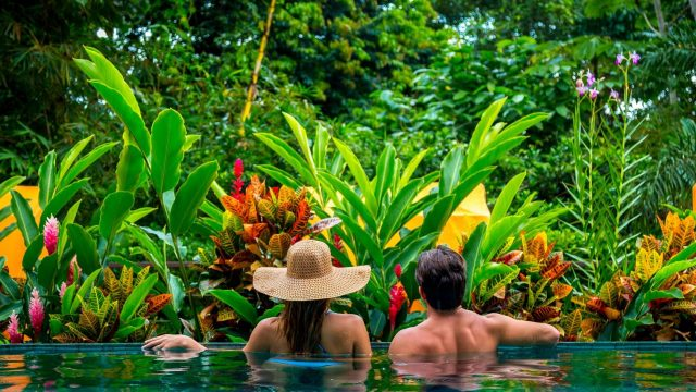 románticos Centroamérica Hoteles
