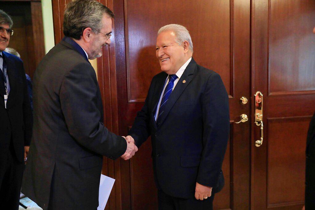Nuevas denuncias de desapariciones enmarcan  a expresidente salvadoreño