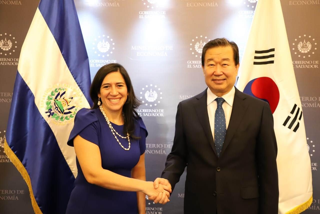 El Salvador: lanzan plan de aprovechamiento del TLC con Corea del Sur