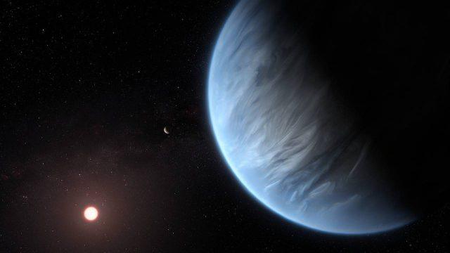 La NASA cree haber encontrado evidencia de un planeta en otra galaxia