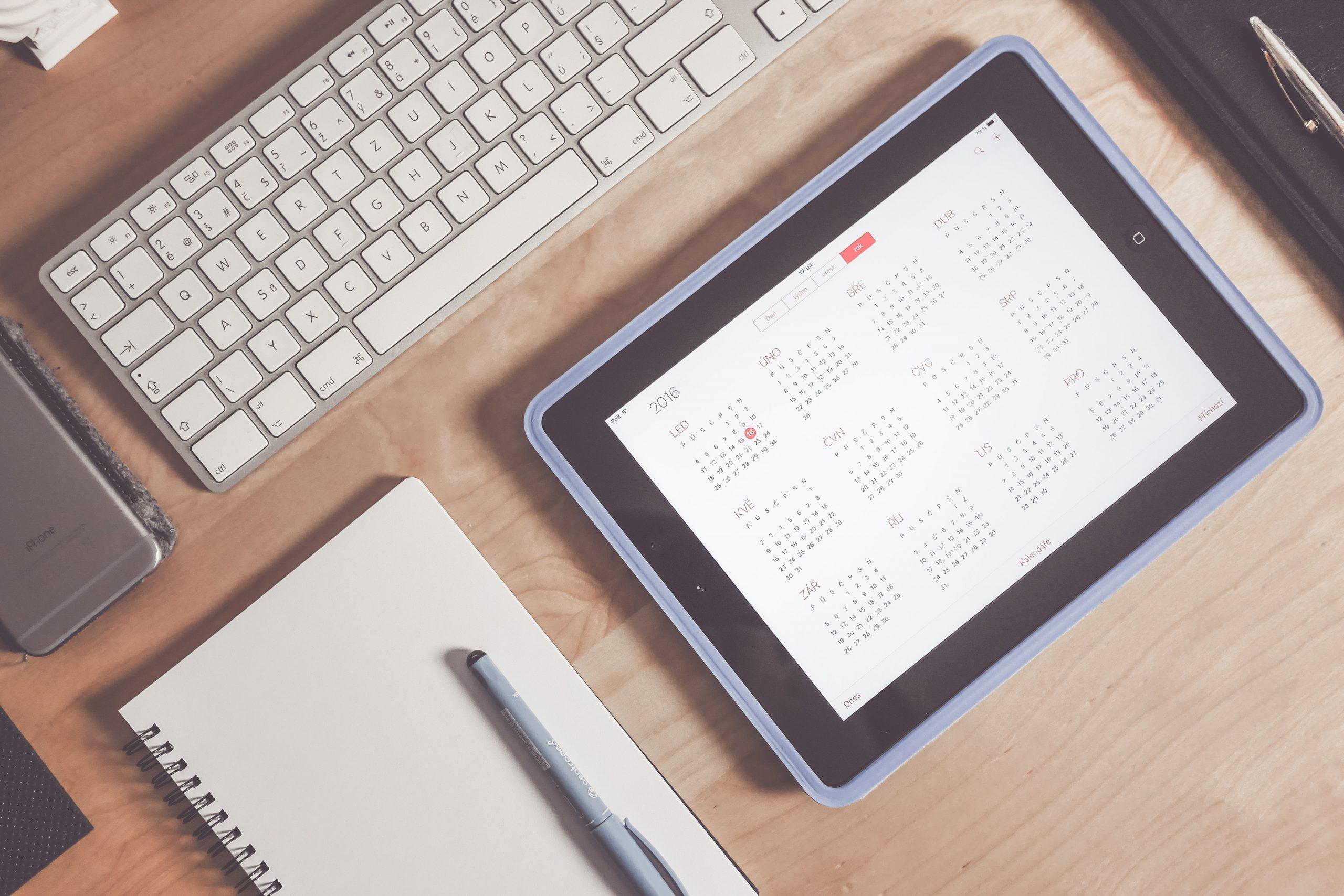 El calendario para organizar tus finanzas este 2020