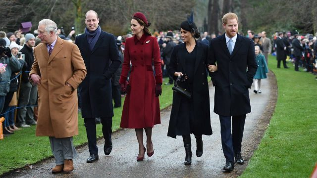 Oficial: Harry y Meghan ya no serán miembros activos de la familia real