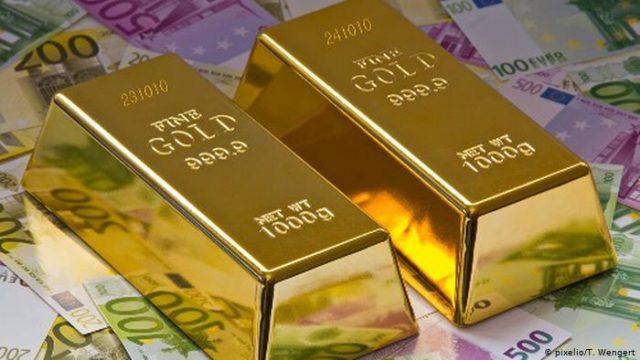 El oro se encamina a cerrar su mejor trimestre en 4 años por temores al COVID-19