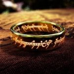 El señor de los anillos serie