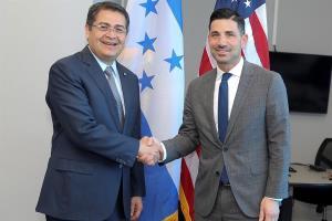 Celebran XII conferencia de seguridad entre Centroamérica y EU