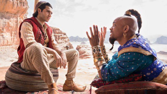 Disney prepara una secuela del live action de 'Aladdin'