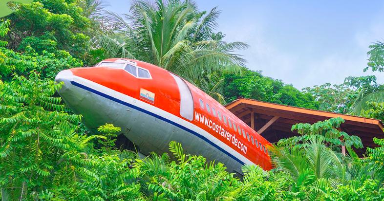 Costa Rica tiene uno de los hospedajes más extravagantes del mundo