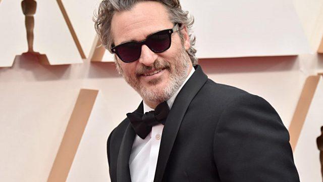 Joaquin Phoenix recibe el Oscar a Mejor Actor por 'Joker'