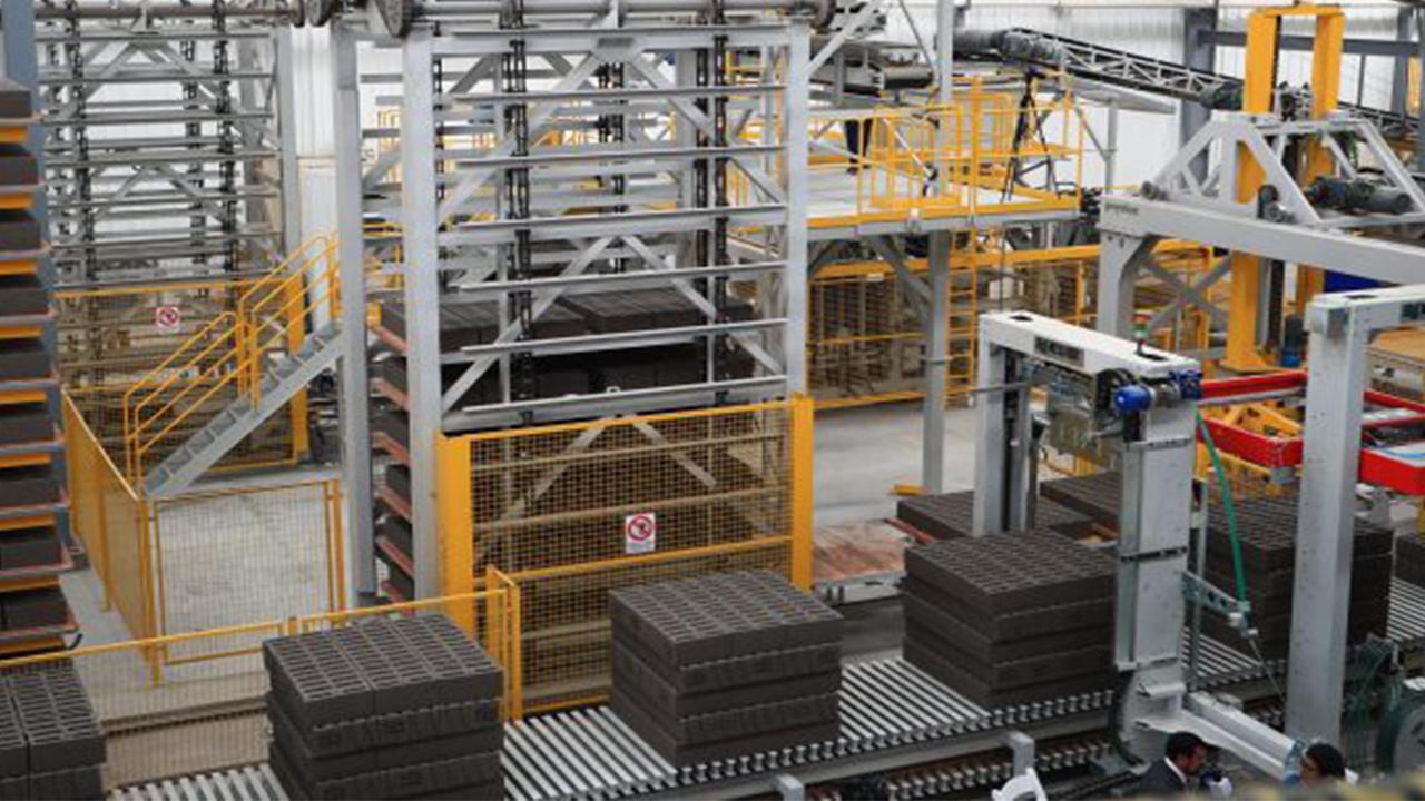 Así es la megaplanta que producirá más de 5,000 blocks por hora en Amatitlán