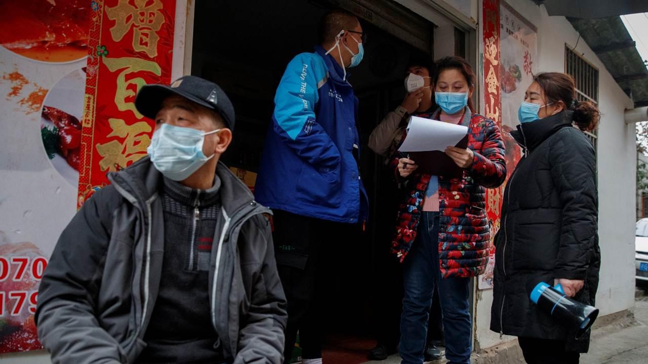 China detecta menos de 10 casos COVID-19 por segundo día consecutivo