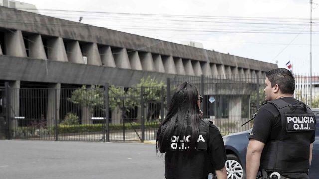 Organismo de Investigación Judicial (OIJ) de Costa Rica