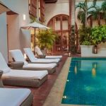 Romance a la vista… Así es el hotel Casa San Agustín, en Cartagena
