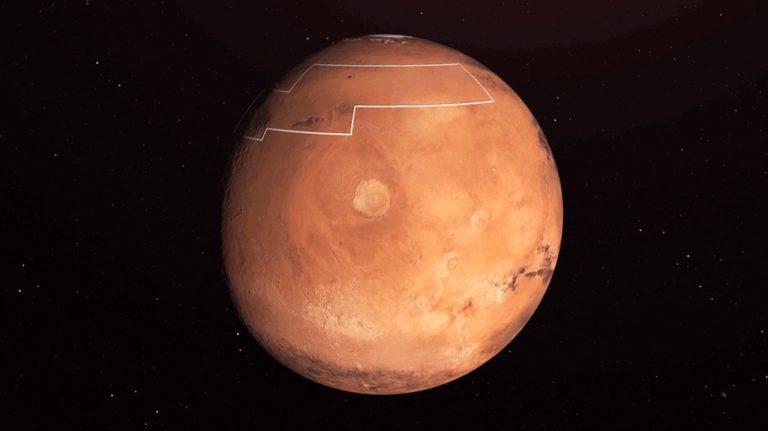 InSight de la NASA detecta tres terremotos récord en Marte