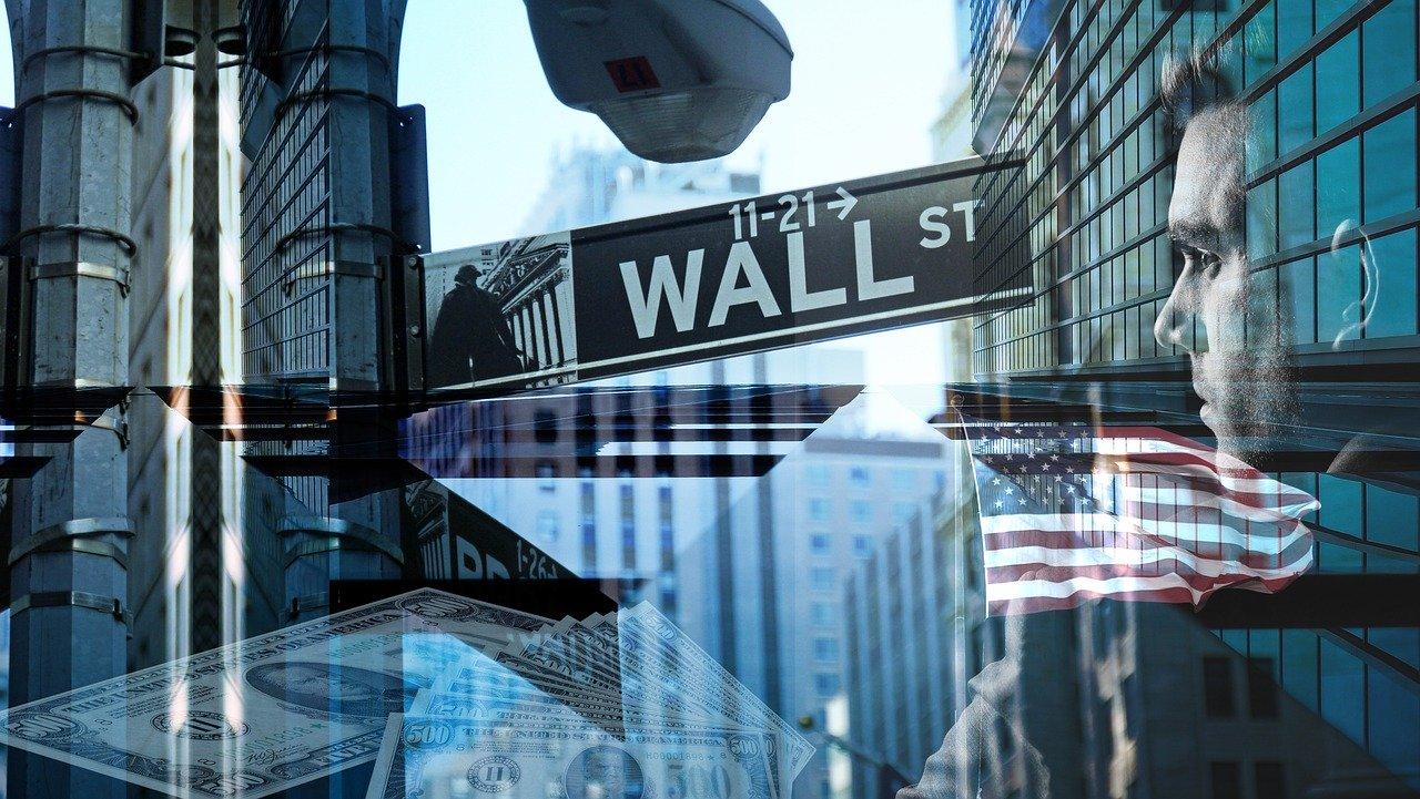 Fuerte perdida para Wall Street y caída récord de Dow Jones